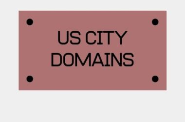 US City Domains