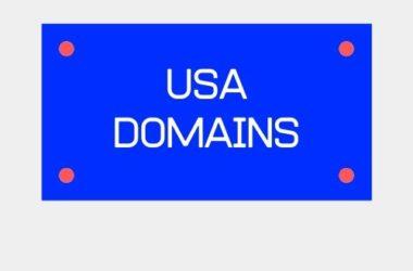 USA Domains