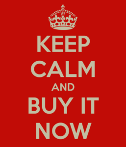 Keep Calm and Buy Gambling Domain Names Now