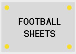 footballsheets.com