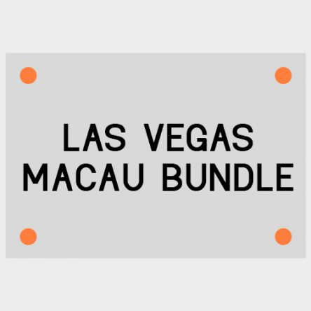 Las Vegas Macau Bundle